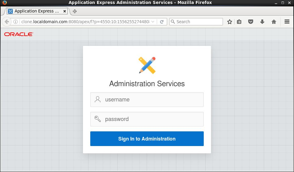 Oracle Application Express 18 1 Installation     Oracledbwr