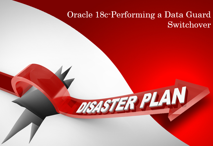 Oracle 18c-Performing a Data Guard Switchover using DBCS