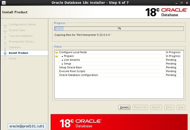 Step by Step Oracle 18c Installation On Linux | | Oracledbwr